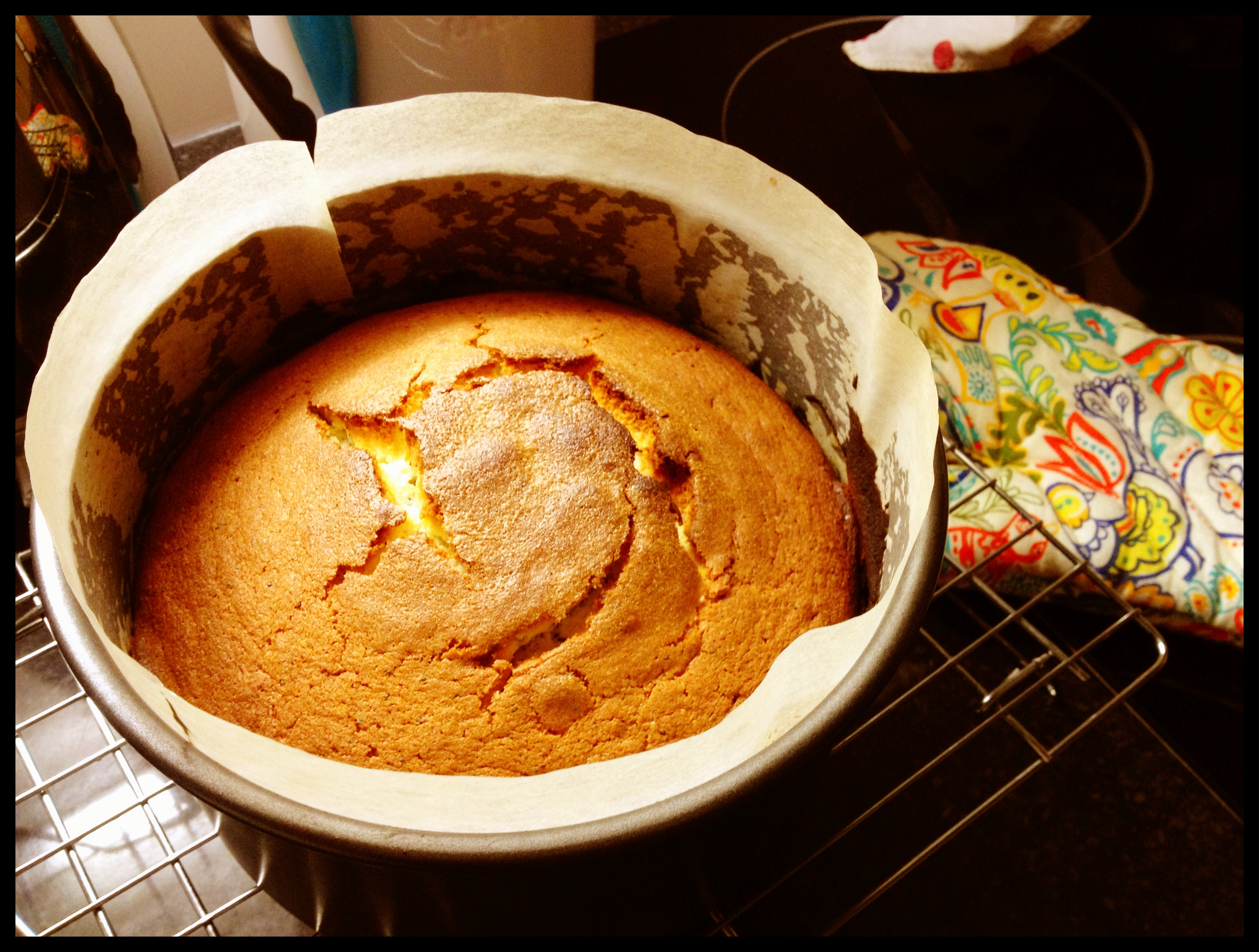 Rich Buttery Madeira Cake Recipe