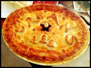 Urban Family Christmas Pie