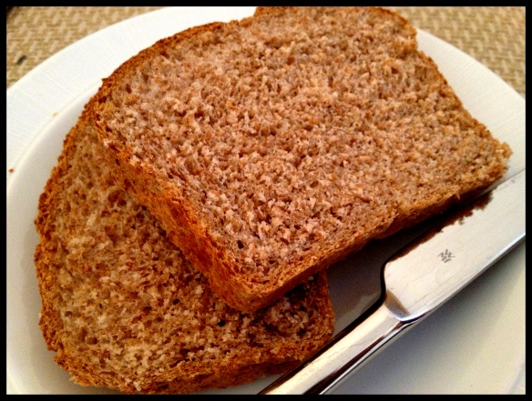 Wholemeal Bread - mmm