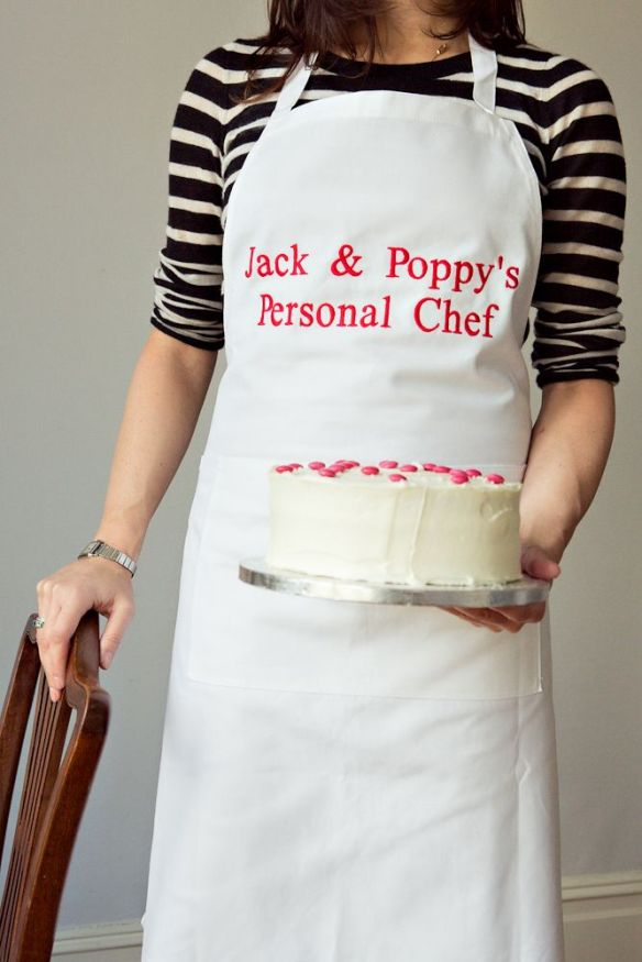 Personalised Aprons from Scarlett Willow